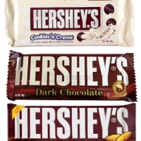 Hershey's Chocolate  5 Assorted Bars
