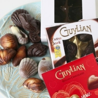 3 Assorted Guylian Chocolate Boxes