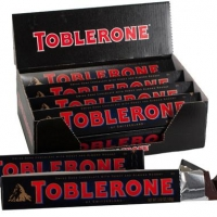 12 x Toblerone dark 50 g