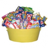 25 items Chocolate Basket