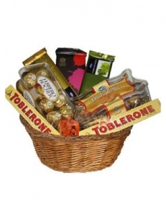 Surprise Choco Hamper