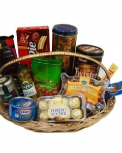 Delicious gift Basket 111